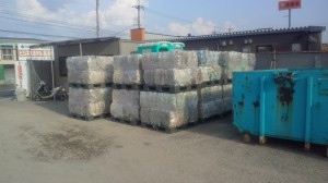 SX-V6040S奈良県一般廃棄物処理会社1